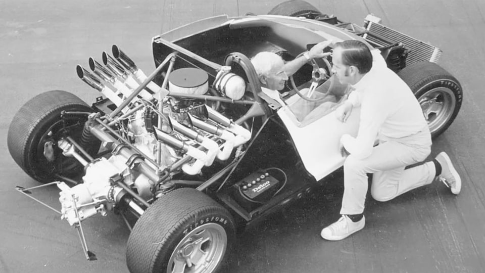 Chevrolet Corvette Mid-Engine Sports Car Heritage video